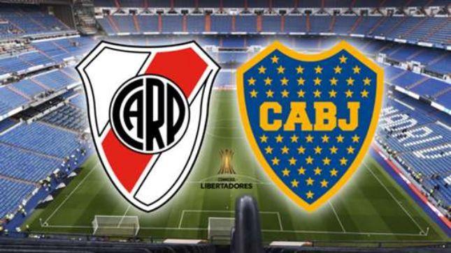 rceni - Final de la copa Libertadores -España- da- el- si -en- el -Santiago- Bernabéu-
