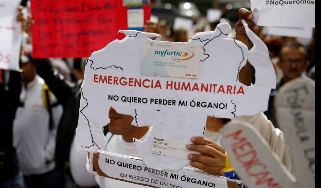 rceni - ONU aprueba fondo de emergencia -humanitaria -para- Venezuela-