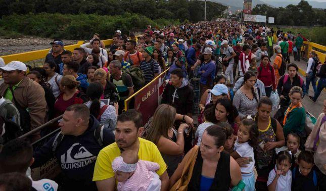 rceni - TPS para venezolanos -países -latinoamericanos -evalúan -esta -opción -