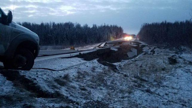 rceni - Terremoto en Alaska -magnitud- 7.0 -deja- Graves -daños -(FOTO-VIDEOS-