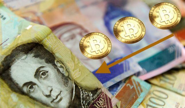 rceni - Venezolanos envían remesas - a -través -de -bitcoin- desde -Argentina-