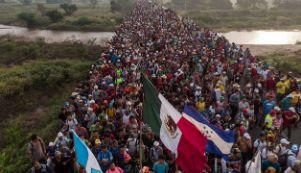 Plan sobre Migración es acordado entre México y gobiernos de Centroamérica