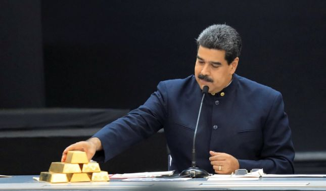 rceni - Banco de Inglaterra BoE -envia -carta- al -parlamento- para -no -entregar- oro-a-Maduro-