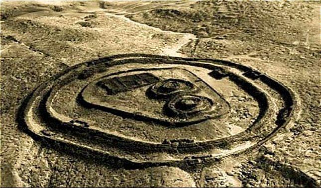 rceni - Chankillo -en- Perú- el -observatorio- solar- más -antiguo- de -América-