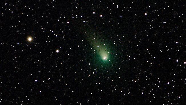 rceni - Cometa 46P/Wirtanen -bolas -de-fuego- verdes -en- el -cielo -esta -semana-