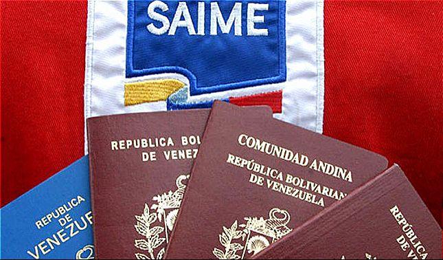 rceni - Como desbloquear la página del saime y- pagar- prorroga -pasaporte -fuera-de-Venezuela-
