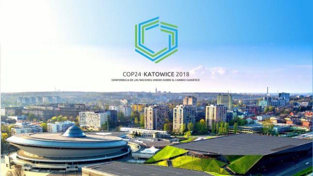 rceni - Conferencia sobre el clima cop24 -Inicio- en-la- ciudad -de -Katowice-Polonia-