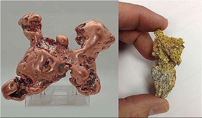 rceni - Convertir cobre en oro- es -logrado- por- cientificos- de -China -
