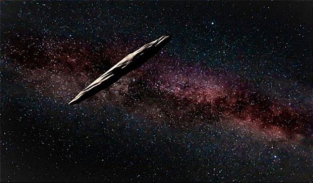 rceni - Cuatro Oumuamua -Nuevos- en- el -Sistema -Solar -son- descubiertos- VIDEO -