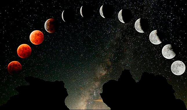 rceni - Eclipse total de superluna - de- sangre- Tres -fenómenos- astronómicos-
