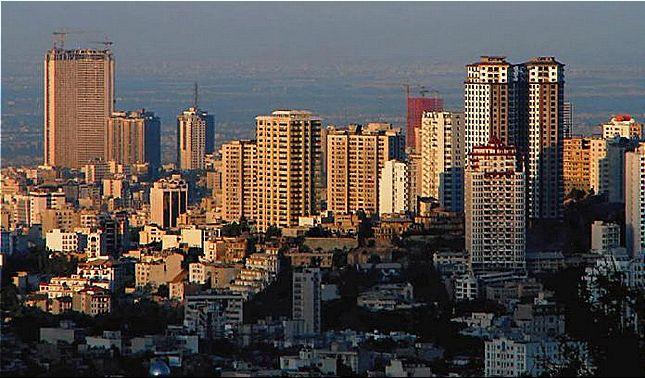 rceni - Teherán se está hundiendo - la- capital -de -Irán- y -podría- ser -irreversible-