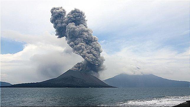 rceni - Tsunami en Indonesia -deja- al- 20 -menos- muertos -y -163 -heridos- VIDEOS-