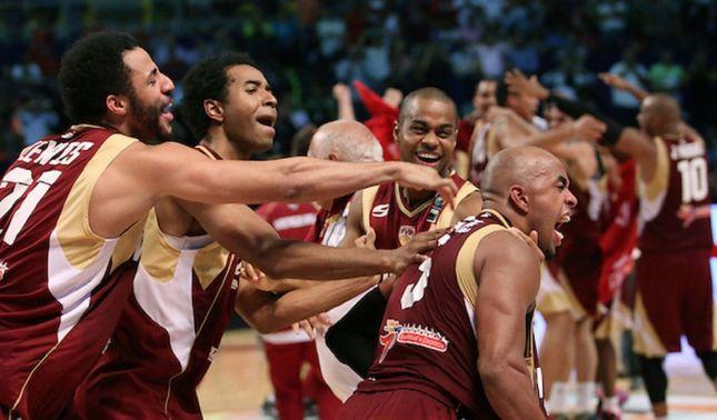 rceni - Venezuela clasificó -al -Mundial -de- Baloncesto -China- 2019-