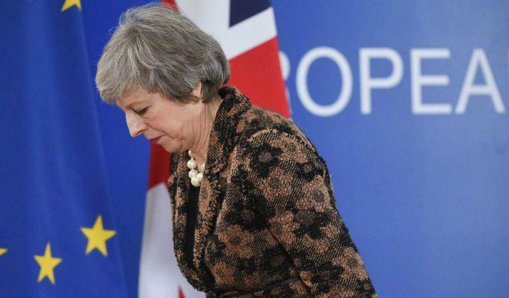 Brexit: 5 posibles escenarios tras el rechazo del acuerdo de Theresa May