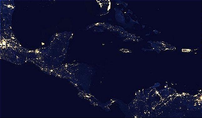 rceni - Apagón general -deja -a -oscuras -varios -países -de -Centroamérica -