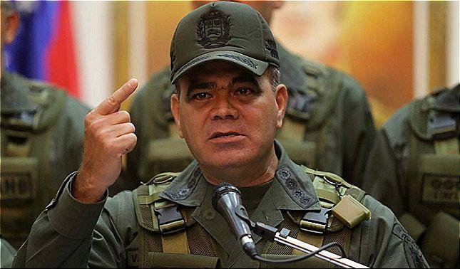 rceni - Militares -se -resisten- a- reprimir- manifestaciones -mientras-padrino- pierde -liderazgo-