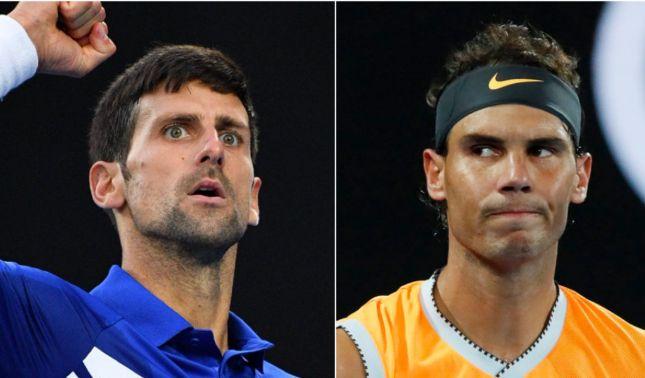 rceni - Novak Djokovic -vence -a -Rafa-Nadal -y- gana- su- séptimo- Open- de -Australia-