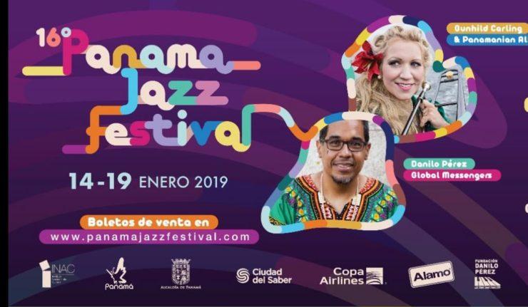 rceni - Panamá Jazz Festival 2019 -del -14- al- 19 -de -enero- es- la -cita -