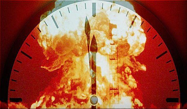 rceni - Reloj del Apocalipsis - está -a -dos- minutos -del -fin -del -mundo-