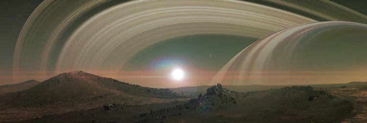 La luna Titán podría albergar una extraña vida alienígena afirma la NASA