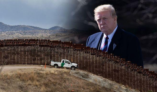 rceni - Construirán el muro de Trump - aprueban- el -financiamiento-