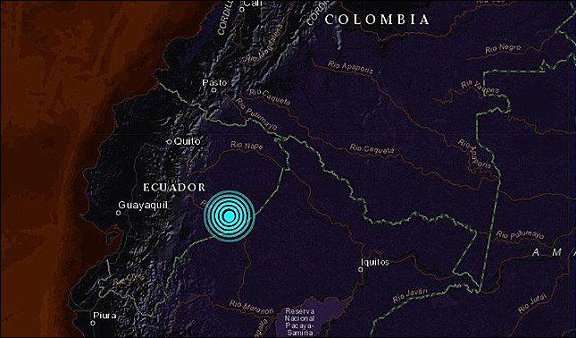 ceni - Ecuador potente terremoto -de -magnitud- 7.7 -se -sintio -en -todo -el -pais -