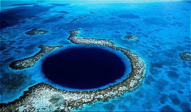 rceni - El Gran Agujero Azul -Muestran -lo -que- ocultan -sus- aguas -profundas -