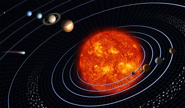 rceni - Especie rara de asteroide - en -nuestro -Sistema- Solar- es -detectada-
