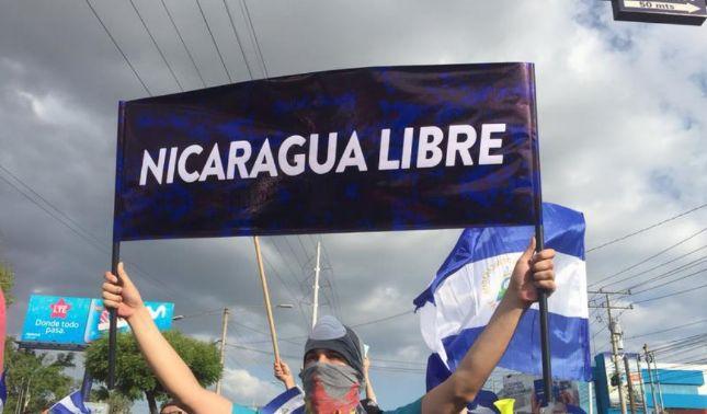 rceni - Los días de Ortega están contados- el -pueblo- será- libre- afirma -Bolton-