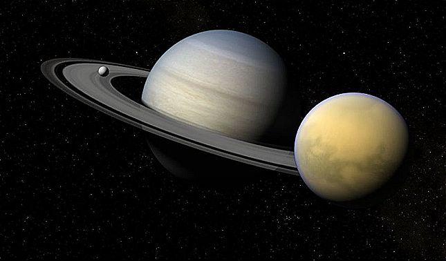 rceni - Luna Titán - podría- albergar- una -extraña- vida -alienígena -afirma- la- NASA -
