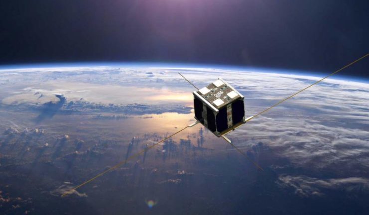 rceni - Satélite Morazán -primer -aparato -espacial -que- pondra- en- orbita -Honduras-