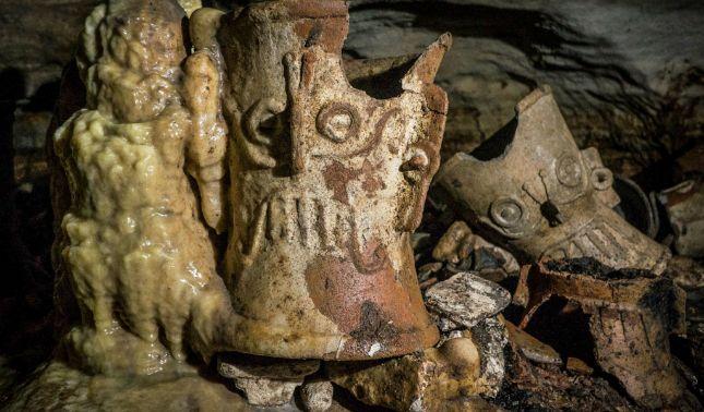 rceni - Cueva de Balamkú - Maya -es- abierta-la- más- importante- en- los- últimos- 60 -años -