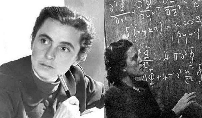 rceni - Olga Ladýzhenskaya - la -gran -matemática- rusa- homenajeada -por -Google-