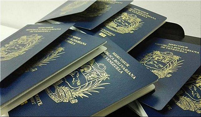 rceni - Venezolanos con pasaporte vencido - seran -recibidos- en -Paraguay-