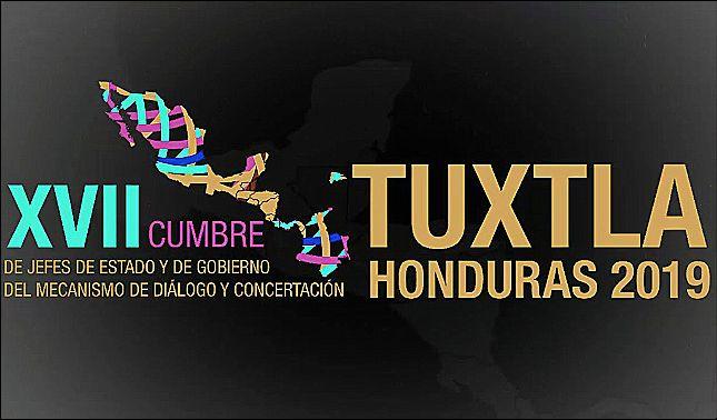 rceni - XVII Cumbre de Tuxtla -Honduras- en- Centroamerica -sera- la- sede-