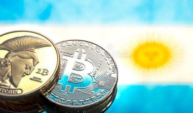 rceni - tecnología - Argentina -El- primer- país- en -aceptar- bitcoin- en -transporte -el -público-