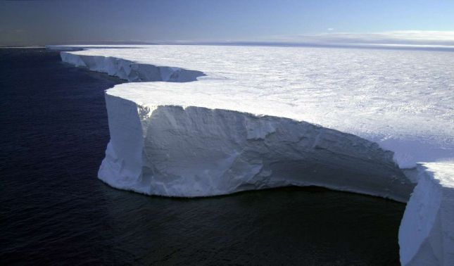 rceni - Desprendimiento de iceberg- 2 -veces -mayor- que -Nueva- York- en -Antártida -