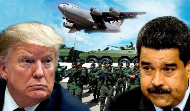rceni - Intervención militar en Venezuela -USA- la -considera- una- opción -muy -seria-