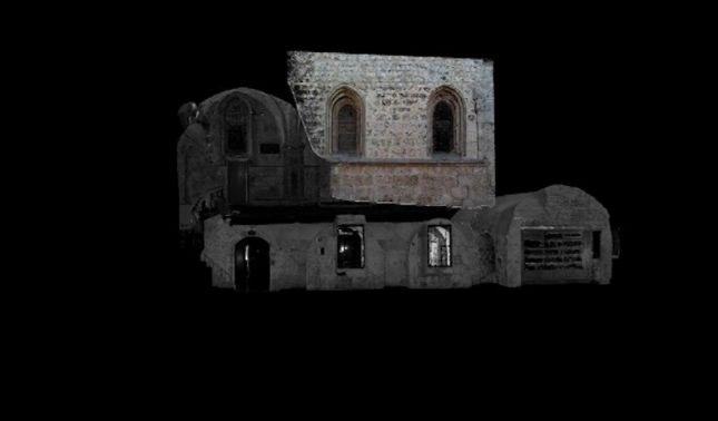 rceni - La última cena de Jesús -crean -un -modelo- 3D- del -edificio- donde -ocurrio-