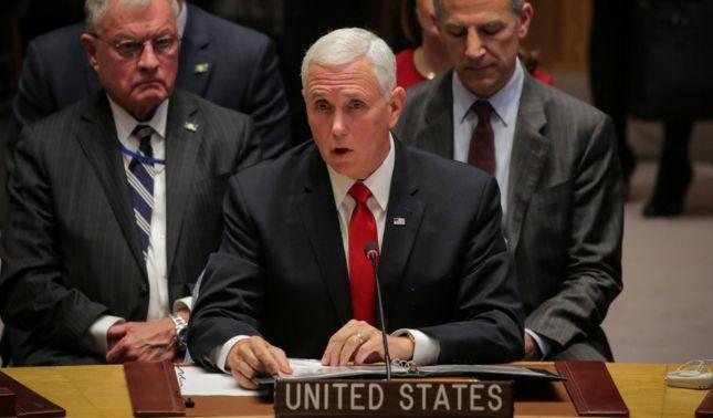 rceni - Vicepresidente de EEUU - vienen -nuevas -acciones- contra- Cuba -