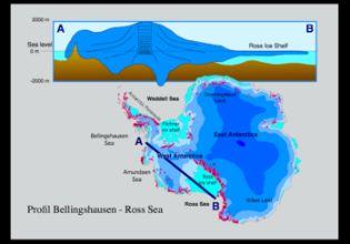 Barrera de hielo más grande del mundo se derrite 10 veces más rápido de lo que se creía