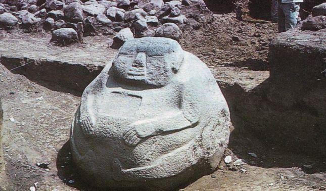 rceni - Barrigones -detectan- anomalía -magnética -en -esculturas- de -Guatemala-