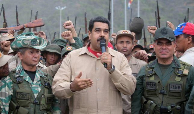 rceni - LA DEBACLE -Venezuela- por -el -profesor -Fernando -Mires-