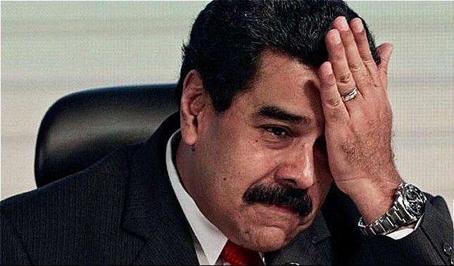 rceni - Ley Verdad - un -proyecto- de -sanciones -contra- Maduro- es- aprobado- en -USA-