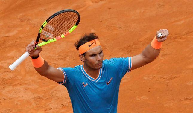 rceni - Rafa Nadal -derrota- a -Djokovic -conquista -por -9na -vez- el -Masters- de- Roma-