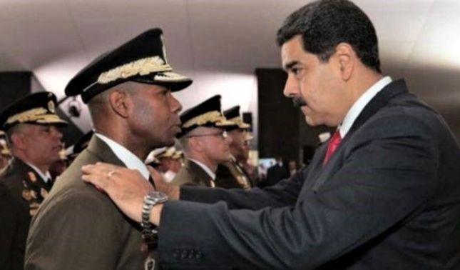 rceni - Remueven todas las sanciones -de -EE.UU -a- militar- venezolano-