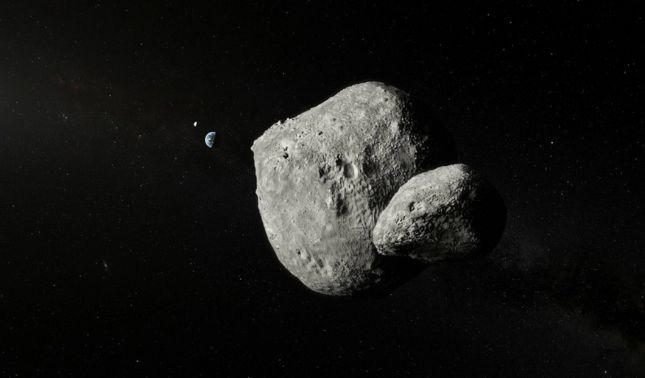 rceni - Asteroide 1999 KW4 - pasó -cerca -de -la -Tierra -e- hicieron- una- simulación- en- video -