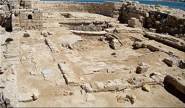 rceni - Iglesia cristiana más antigua -de -egipto- es -descubierta-