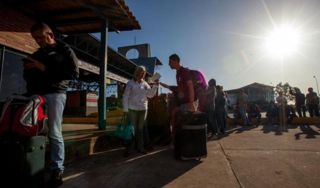 rceni - Perdidos ante la inmigración - venezolanos- la -mayor -crisis -de- America-