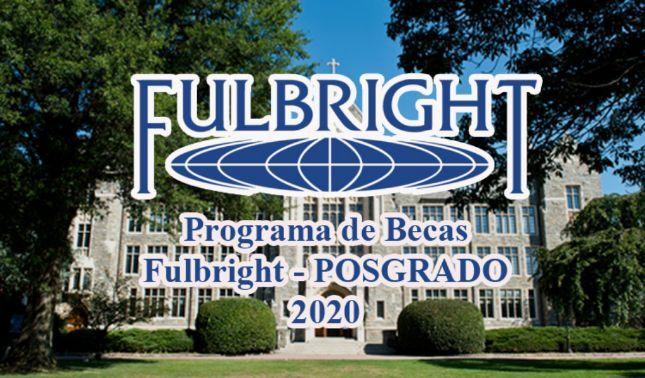 rceni - Programa Fulbrigth -EE.UU- financiara- becas -a -venezolanos -en- Perú -